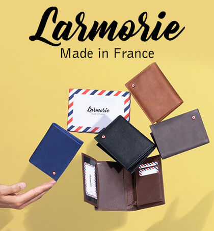 Larmorie, Made in France chez Rayon d'or